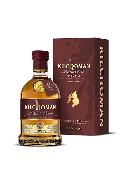 Kilchoman  Am Burach 46°, 70cl