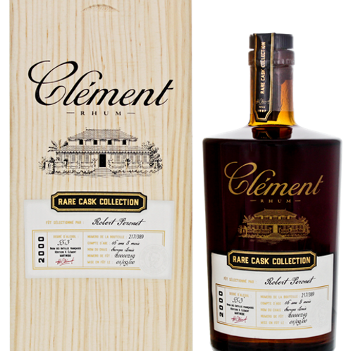 Clément Rare Cask Collection, Belgae,50cl, 48%