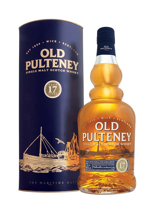 Old Pulteney 17 46%, 70cl