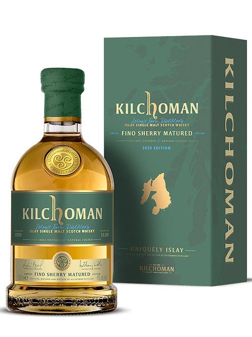Kilchoman Finno Sherry, 70cl, 46%