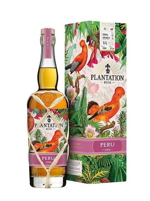 Plantation Peru 2006, 70cl, 47,9%