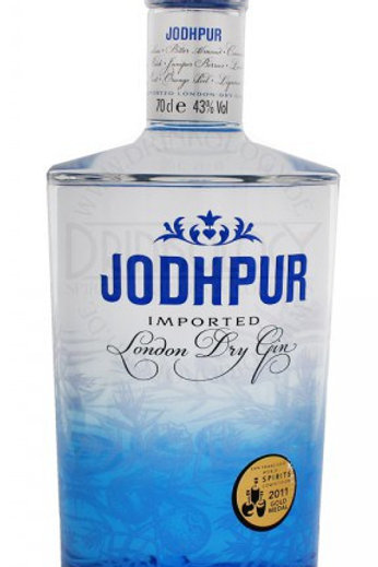 Jodhpur Gin, 43%, 70cl