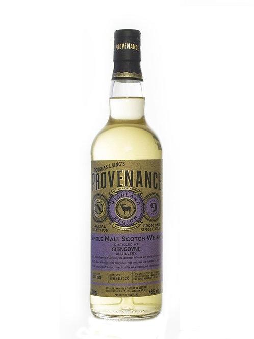 Provenance Glengoyne 2007 - 9 ans PRV1229