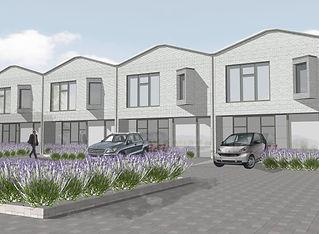 PLOT Architecture_Primrose Hill_Front Vi