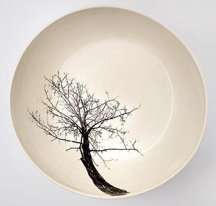 Winter Tree Bowl