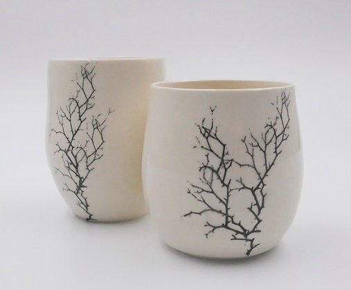 Winter Tree cup
