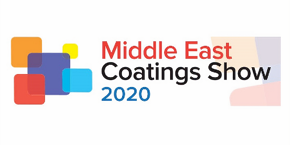 Middle East Coating Show 2020