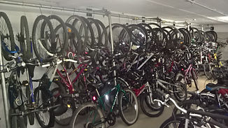 Bicycles waiting to be rebuilt.jpg