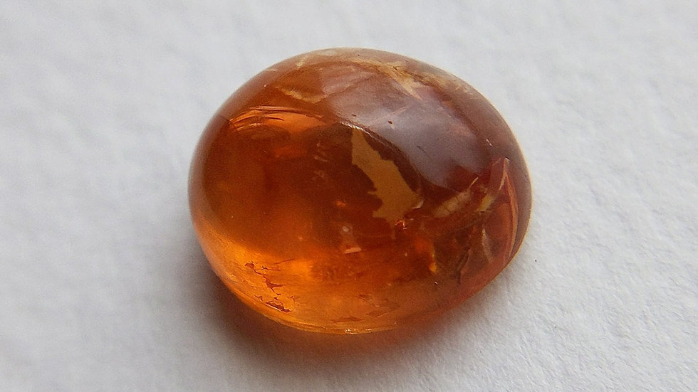 8.8 ct Cabochon Imperial Topaz