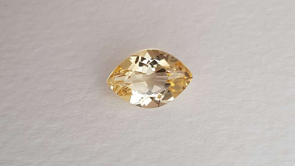 Fantasy Marquise Golden Topaz 2.68 cts