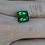 Thumbnail: 3.62 ct Electric Green Tourmaline