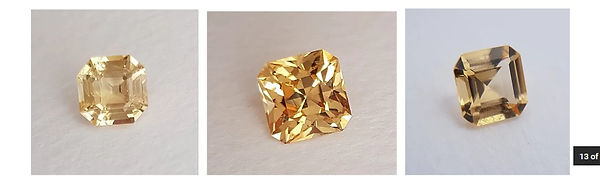 tone of golden topaz from Lockwood and Sloan