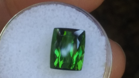 3.09 ct Electric Green Tourmaline