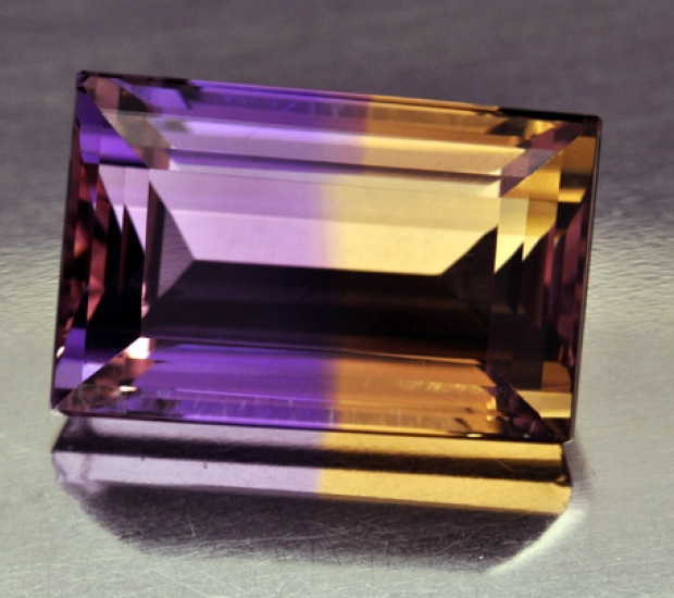 Loose Ametrine Gemstone