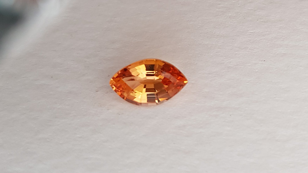 2.01 ct Marquise Imperial Topaz