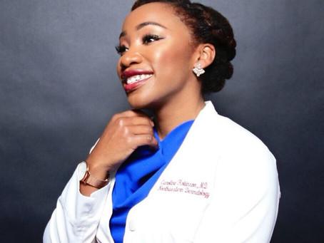 DERMATOLOGIST SPOTLIGHT - Dr. Caroline Robinson