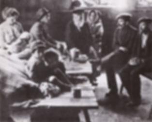 histoires et origine de la cuisine Yiddi