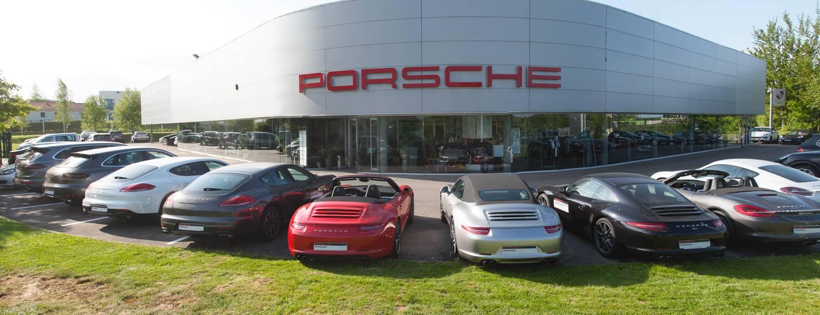 Porsche Caen