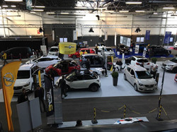 Stand OPEL Parc expo Caen