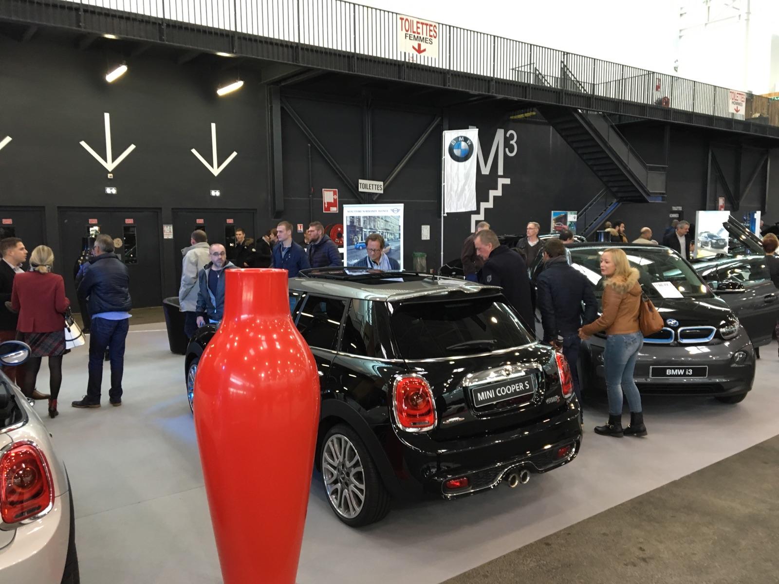 stand Mini salon-auto-caen-2016