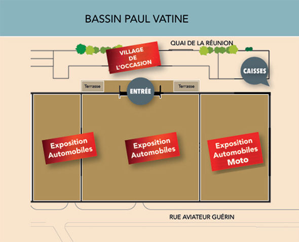 Plan territoire des Docks Salon de l'aut