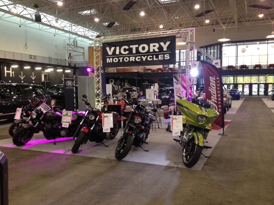 Victory Parc expo Caen