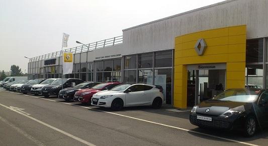Renault Caen