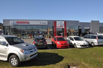 Toyota Caen