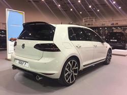 Volkswagen Parc expo Caen