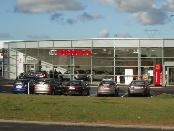 Honda Caen