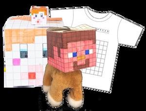 BoxHead & T-Shirt