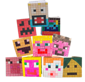 BoxHead Craft Party Pack