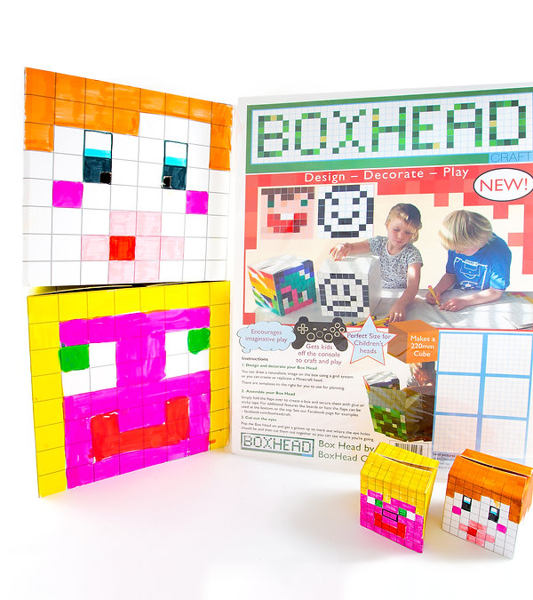 BoxHead Play Date Pack