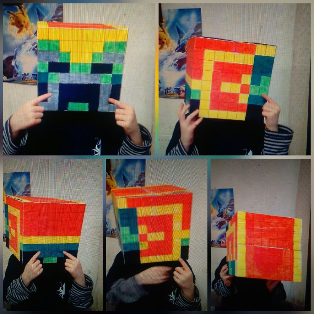 BoxHead Craft Competition Entry