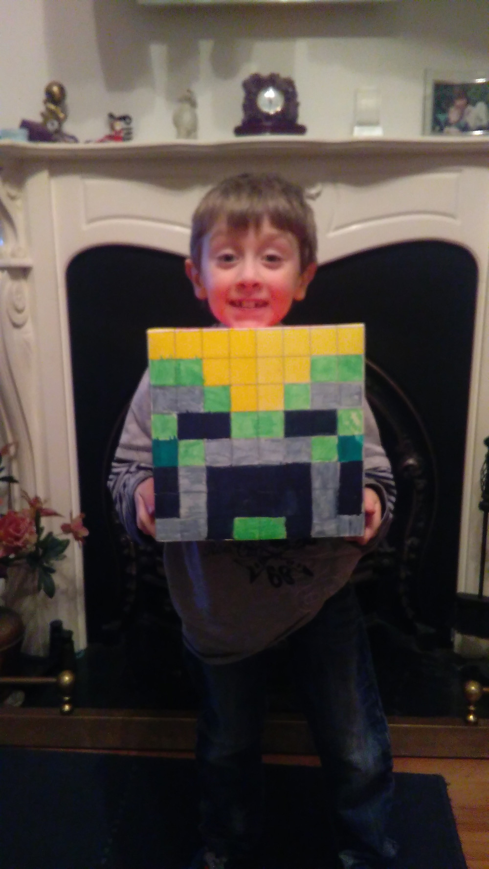 BoxHead Craft Competition