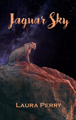 Jaguar Sky by Laura Perry New Cover for