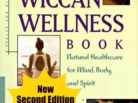 Rebooting The Wiccan Wellness Book