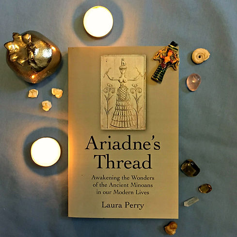 Ariadne's Thread by Laura Perry