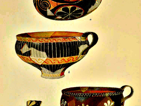 Minoan Pottery: It's NOT all Greek to me!