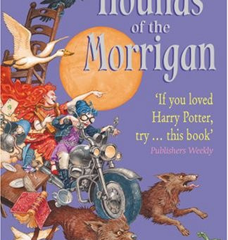Book Review: The Hounds of the Morrigan