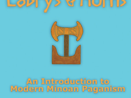Labrys & Horns: New Second Edition Now Available