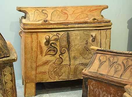 Caring for the Dead in Minoan Crete