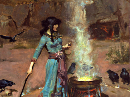 Pagans who don't believe in magic - but use it anyway