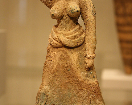 Minoan Ecstatic Postures: Saluting the Sacred