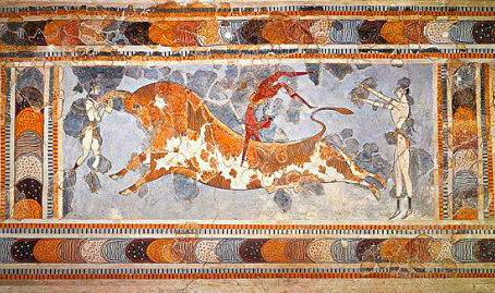 Next up in the Minoan pantheon series: Tauros Asterion