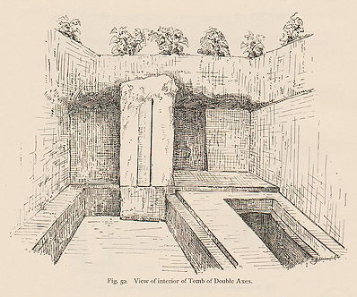 Isopata Tomb of the Double Axes