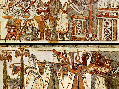 Music for Ritual in Modern Minoan Paganism