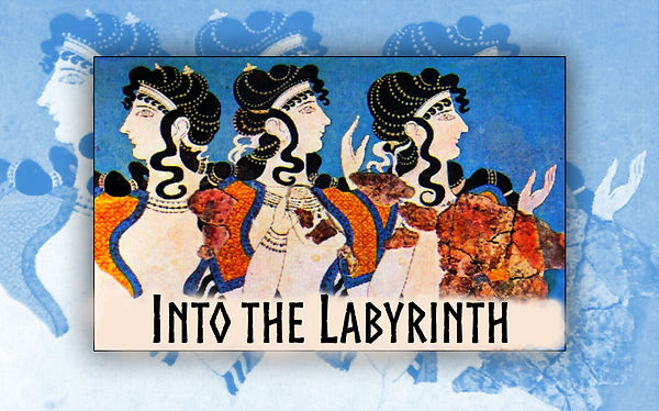 Into the Labyrinth online course in Modern Minoan Paganism