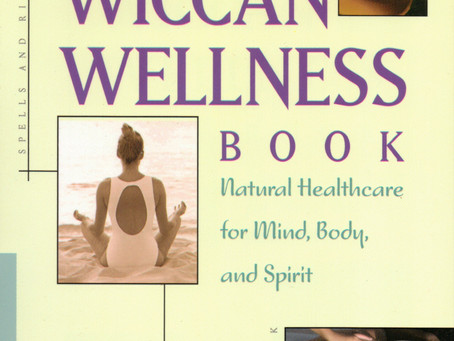Revamping The Wiccan Wellness Book: Pictures!