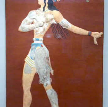 Minoan Art: Don't bet your religion on it